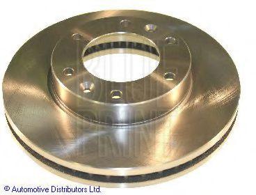 Тормозной диск BLUEPRINT ADG043123