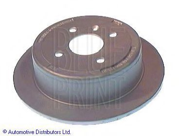 BLUE PRINT DAEWOO Тормозной диск задний Nubira 97- BLUEPRINT ADG04326