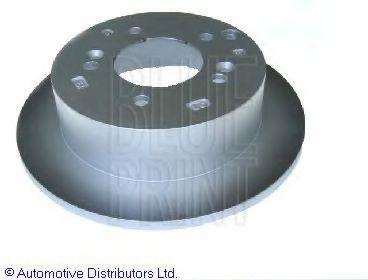 Тормозной диск  арт. ADG04387