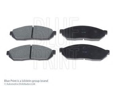 BLUE PRINT HONDA Тормозные колодки передн.Civic,Suzuki Alto,Carry BLUEPRINT ADH24205