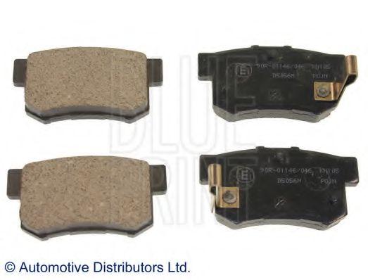 Тормозные колодки  арт. ADH24250