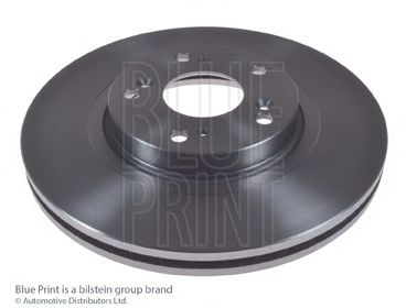 BLUE PRINT HONDA Тормозной диск пер. Accord 08- (МКПП) BLUEPRINT ADH243109