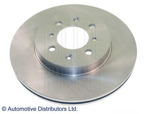 BLUE PRINT HONDA Тормозной диск передний Civic 94-, CRX BLUEPRINT ADH24329