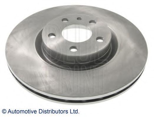 BLUE PRINT FIAT Тормозной диск передн.Doblo 10- BLUEPRINT ADL144307