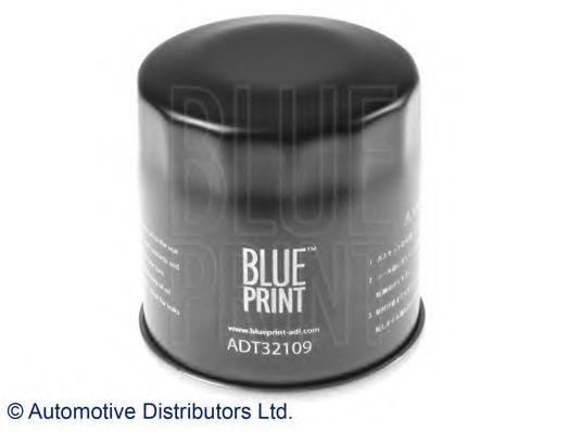 Масляный фильтр Фильтр масла PARTSMALL арт. ADT32109