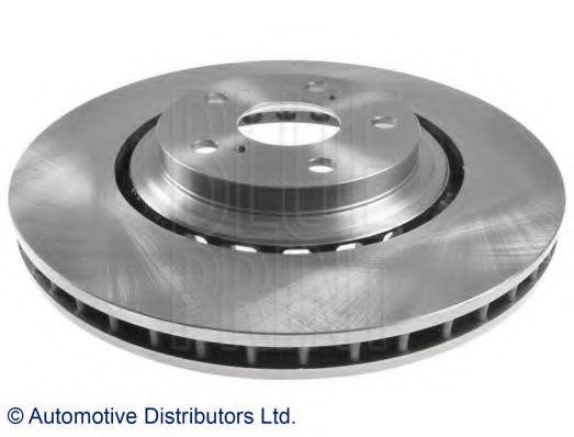 Тормозной диск передний BLUEPRINT ADT343278