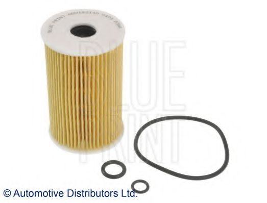 Oil filter blueprint ADV182110