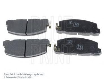 Комплект тормозных колодок, дисковый тормоз  арт. ADZ94207