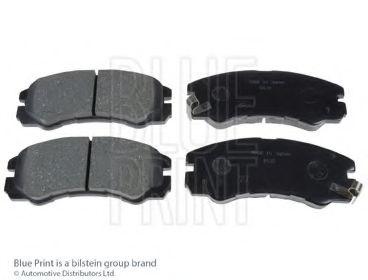 Комплект тормозных колодок, дисковый тормоз  арт. ADZ94230