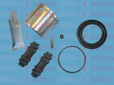 Ремкомплект, тормозной суппорт  арт. D41107C