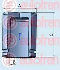 Поршенек суппорта перед Lanos/Matiz 48x49,01  арт. D025297