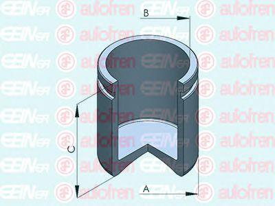 Поршенек суппорта перед Hyundai i20/Tucson/Kia Rio 54x50,5  арт. D025362