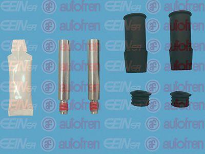 Ремонтный комплект суппорта (с направляющими)  арт. D7113C
