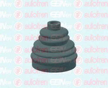 Пыльник ШРУСа (термопластичный материал)  арт. D8127T