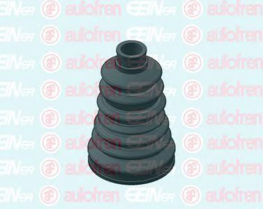 Пыльник ШРУСа (термопластичный материал)  арт. D8187T