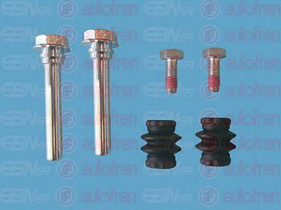 Ремкомплект направляющик суппорта Citroen/Fiat/Ford/MB/Opel/Peugeot/Renault/VW  арт. D7226C