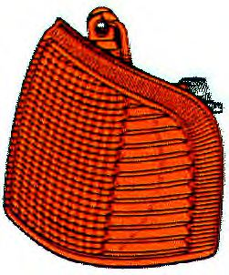 Фонарь указателя поворота  арт. 1847902