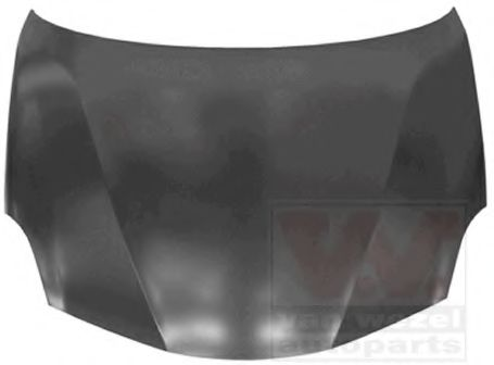 Капот двигателя  арт. 0113660