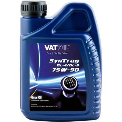 Масло трансмиссионное VATOIL SynTrag GL-4/5 75W-90 1L полуситетическое масло для МКПП и редукторов VATOIL 50095