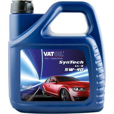 Масла моторные Моторное масло VatOil SYNTECH LL-X 5W-40 (4л.)  арт. 50035
