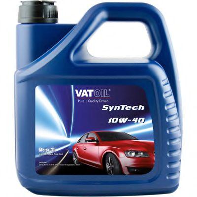 Масло моторное Vatoil SynTech 10W40 / 4л. / (ACEA A3/B3-12, A3/B4-08, API SL/CF) VATOIL 50029