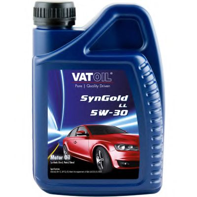 Масло моторное Vatoil SynGold LL 5W30 / 1л. / ( ACEA A3/B4-12, API SL/CF ) VATOIL 50016