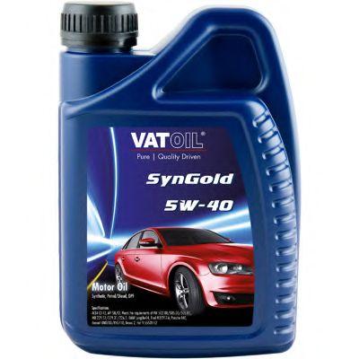 Масло моторное Vatoil SynGold 5W40 / 1л. / (ACEA C3-12, API SN/CF) VATOIL 50010