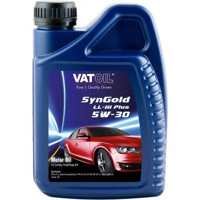 Масло моторное Vatoil SynGold LL-III Plus 5W30 / 1л. / (ACEA C3-12, API SN, VW 504.00/507.00) VATOIL 50020