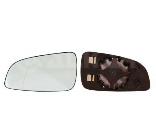 Стекло зеркала левое ALKAR 6401438