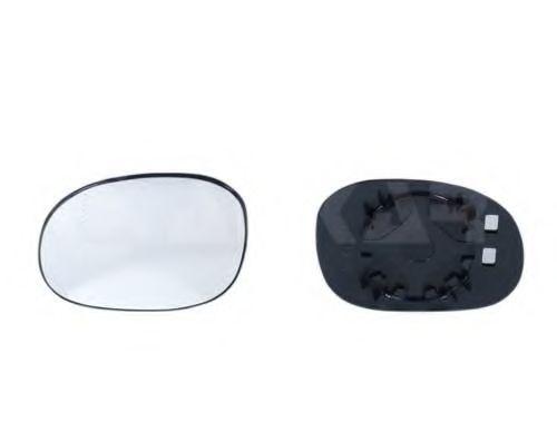 Стекло зеркала прав. с пласт. держателем, асферическое,выпуклое ALKAR 6402283