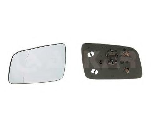 Стекло зеркала прав. с пласт. держат., выпуклое ALKAR 6402437