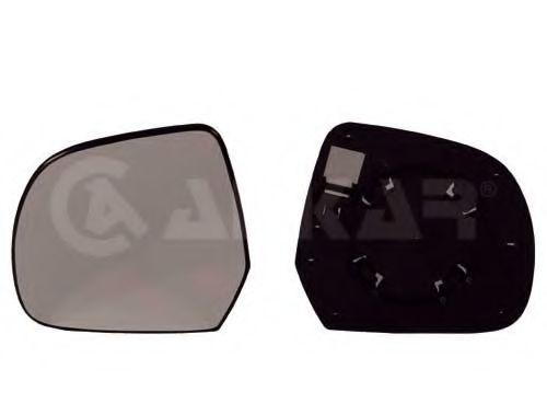 Вкладыш зеркала правый,выпуклый DA[OE 96365-1HB0A] ALKAR 6402586