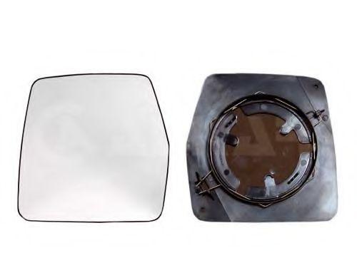 Стекло зеркала прав. с пласт. держат. (мех.регул.) ALKAR 6402973