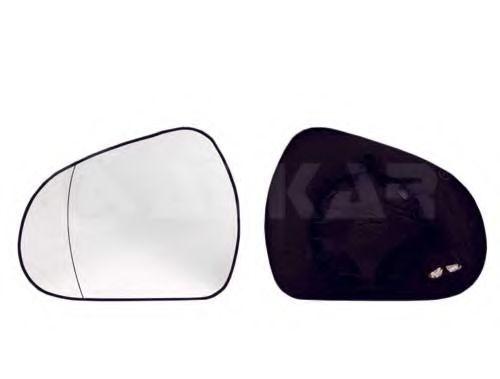 Стекло зеркала лев.+держатель, асферическое с подогревом ALKAR 6411284