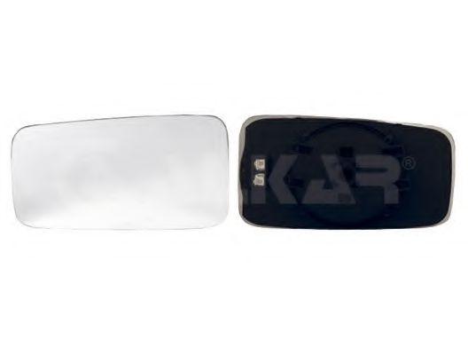 Стекло зеркала лев. с пласт. держателем, электр., с подогревом ALKAR 6425098