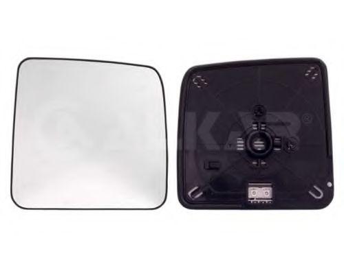 Скло дзеркала лівого c підігріванням, сферичне ALKAR 6431997