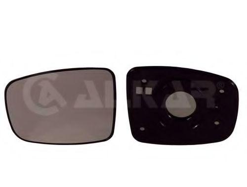 Стекло наружного зеркала ALKAR 6432617