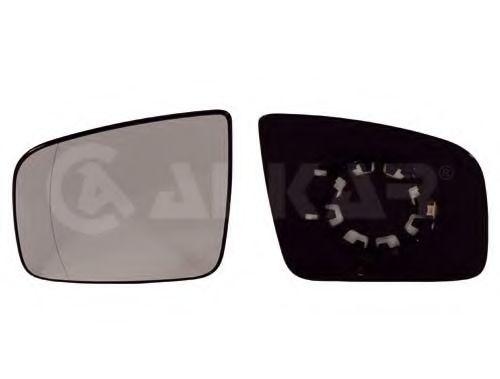 Вкладыш зеркала левый,асферич., MB[OE A002-811-4133 ] ALKAR 6451710