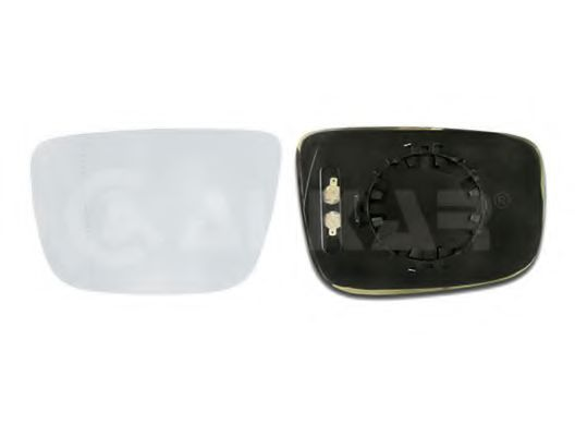 VO XC60 08-  Вкладыш зеркала лев ALKAR 6471599