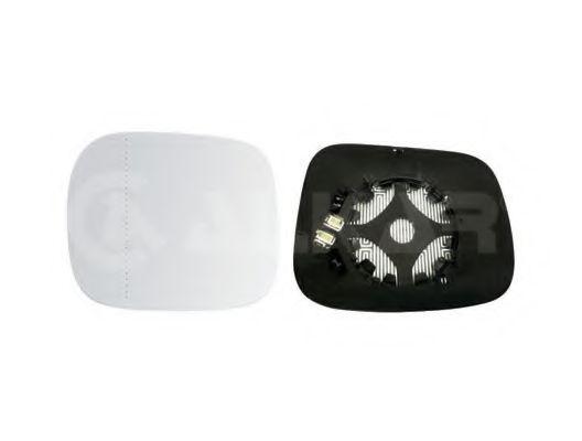 VO XC70 07-  Вкладыш зеркала лев ALKAR 6471610