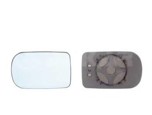 Стекло зеркала прав. с пласт. держателем, асферич, с подогревом ALKAR 6472844