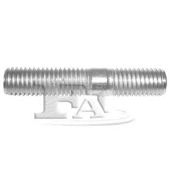 Болты, прокладки, хомуты, резинки Болт, система выпуска FA1 арт. 9858351035