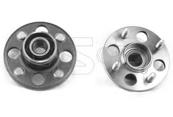 Комплект подшипника ступицы колеса  арт. 9225008