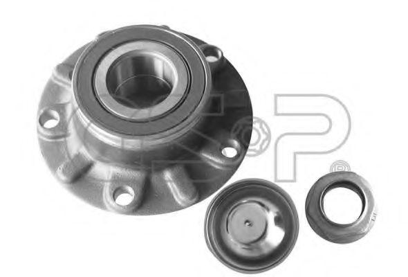 9237003K GSP  -  Ступиця колеса  арт. 9237003K