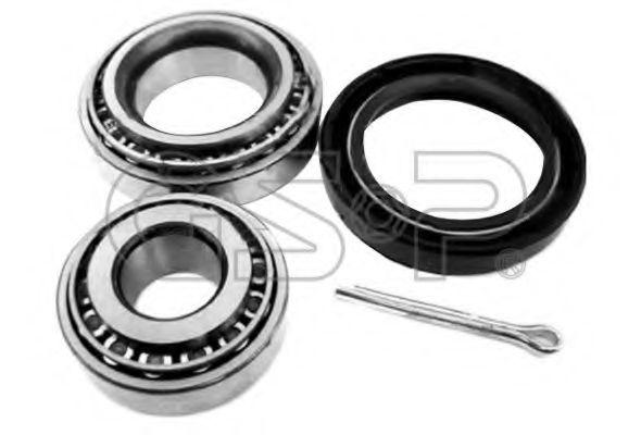 Комплект подшипника ступицы колеса  арт. GK0523
