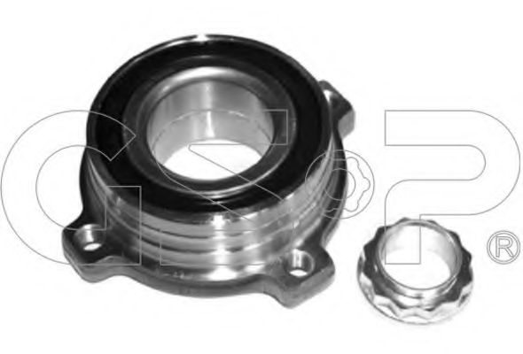 9245001K GSP  -  Ступиця колеса  арт. 9245001K