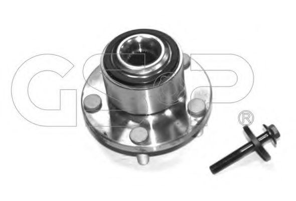 9336003K GSP  -  Ступиця колеса  арт. 9336003K