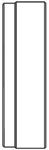 Шарнирный комплект, приводной вал  арт. 618001