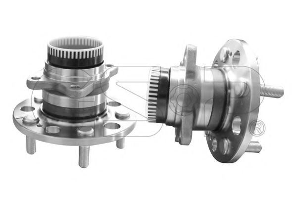 9400258 GSP  -  Ступиця колеса  арт. 9400258
