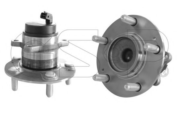 9400260 GSP  -  Ступиця колеса  арт. 9400260